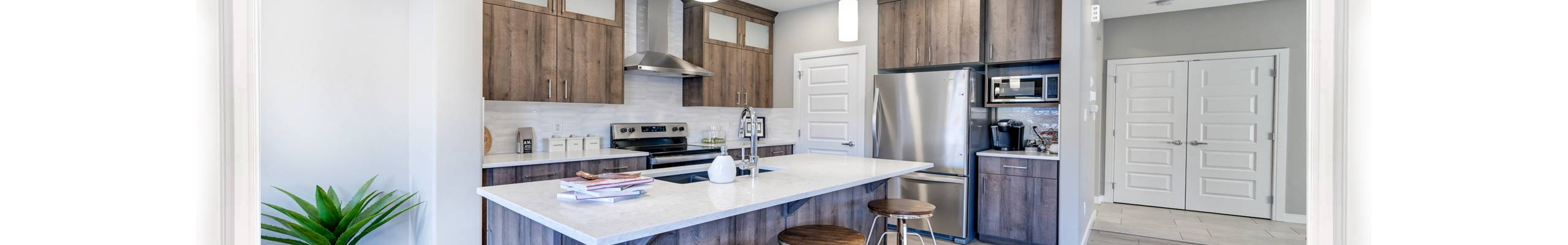 New Showhome now open in Riverside (St. Albert)